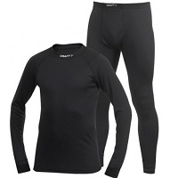 Craft Active thermokleding set. mt. L