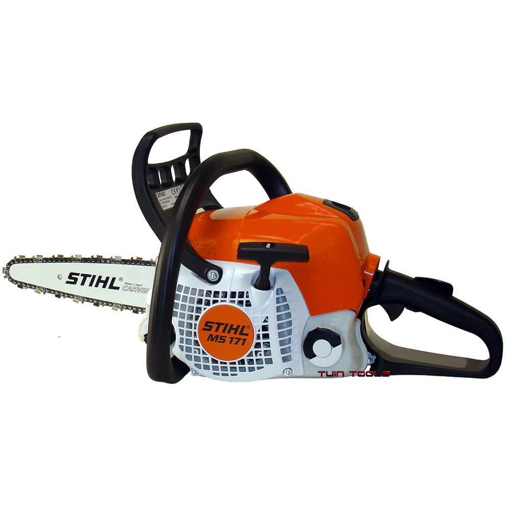 STIHL MS 171 Carving motorzaag 25cm, Tuin Tools